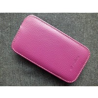 Кожаный чехол Melkco Leather Case Purple LC для HTC Desire V