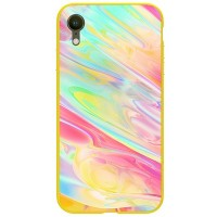 Чехол NILLKIN Ombre Case Желтый для Apple iPhone XR