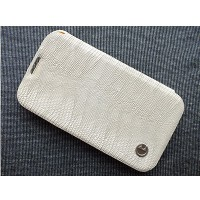 Кожаный чехол Rada Flip Cover White для Samsung N7100 Galaxy Note 2