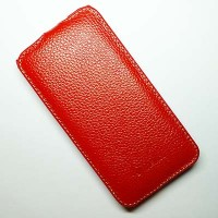 Кожаный чехол Melkco Leather Case Red LC для HTC Desire 301/Zara mini