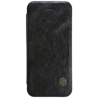 Кожаный чехол Nillkin Qin Leather Case Black для Apple iPhone 5/5S/5SE