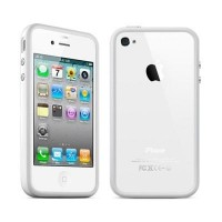 Бампер Original Bumper White для Apple iPhone 4/4S