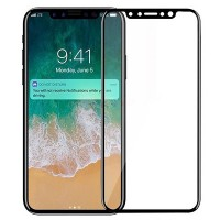 Защитное стекло Aiwo Full Screen Cover 0.33 mm Black для Apple iPhone X