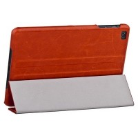 Кожаный чехол Borofone General Leather case Brown для Apple iPad mini