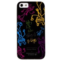 Пластиковый чехол WHATEVER IT TAKES Kanye West для Apple iPhone 5/5S/5SE