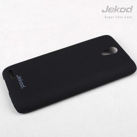 Пластиковый чехол Jekod Cool Case Black для Lenovo IdeaPhone S650