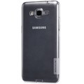 Силиконовый чехол Nillkin Nature TPU Case Grey для Samsung G530 Grand Prime(#1)