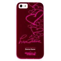 Пластиковый чехол WHATEVER IT TAKES Donna Karan для Apple iPhone 5/5S/5SE