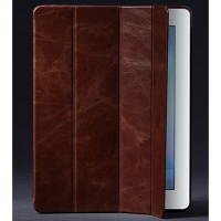 Кожаный чехол Borofone General Leather case Brown для Apple iPad Air