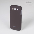 Пластиковый чехол Jekod Cool Case Brown для Samsung i9082 Galaxy Grand Duos(#1)