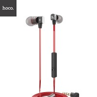 Гарнитура Hoco EPV02 Black/Red