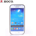Пластиковый чехол HOCO Ultrathin transparent Black для Samsung i9190 Galaxy S4 mini(#2)