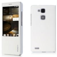 Полиуретановый чехол ROCK Touch Series White для Huawei Ascend Mate7