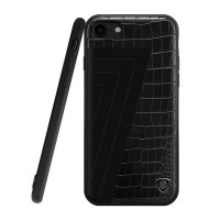Гибридная накладка Nillkin Hybrid Case Crocodile Black для Apple iPhone 7