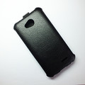 Чехол книга Armor Case Black для LG L40 Dual D170(#3)