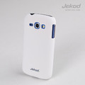 Пластиковый чехол Jekod Cool Case White для Samsung i8262 Galaxy Core(#3)