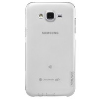 Силиконовый чехол Nillkin Nature TPU Case Grey для Samsung Galaxy J5