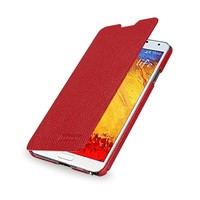 Кожаный чехол Sipo Leather Case Book Type Red LC для Samsung N9000 Galaxy Note 3