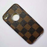 Пластиковый чехол Hardshell Case Burberry View 4 для Apple iPhone 4/4S