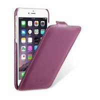 Кожаный чехол Melkco Leather Case Purple LC для Apple iPhone 6/6S