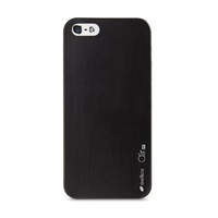 Пластиковый чехол Melkco Air PP 0,4 mm Black для Apple iPhone 5/5S/5SE