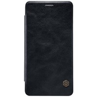 Кожаный чехол Nillkin Qin Leather Case Black для Xiaomi Mi5S Plus
