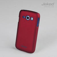 Пластиковый чехол Jekod Cool Case Red для Samsung i8552 Galaxy Win Duos