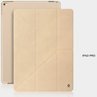 Полиуретановый чехол Baseus Grace Leather Case Khaki для Apple iPad Pro