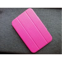 Чехол книга Tab Book Case Pink для Samsung Galaxy Note 8.0 N5110