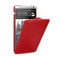 Кожаный чехол Melkco Leather Case Red LC для HTC One Max/T6