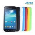 Пластиковый чехол Jekod Cool Case Green для Samsung i9190 Galaxy S4 mini(#3)