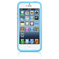 Бампер Original Bumper Blue для Apple iPhone 5/5S/5SE