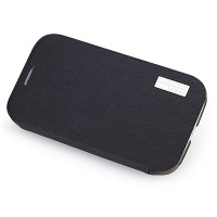Чехол книга ROCK Elegant Flip Case Black для Samsung i9082 Galaxy Grand Duos