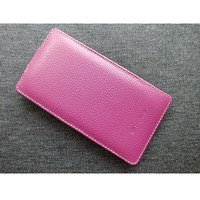 Кожаный чехол Melkco Leather Case Purple LC для Sony Xperia Z L36h