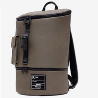 Рюкзак Xiaomi (Mi) 90 Points Chic Leisure Backpack (Male) хаки