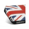 Кожаный чехол Melkco Premium Case The Nations Britain для Apple iPhone 4/4S(#3)