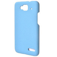 Пластиковый чехол Aixuan Hard Case Blue для Alcatel One Touch Idol Mini 6012X