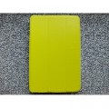 Кожаный чехол Jisoncase Smart Leather Green для Apple iPad mini(#1)