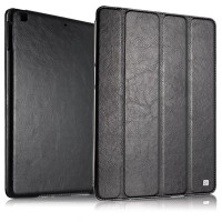 Кожаный чехол HOCO Crystal leather Case Black для Apple iPad Air