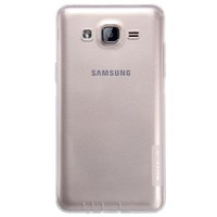 Силиконовый чехол Nillkin Nature TPU Case White для Samsung Galaxy On5