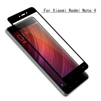 Защитное стекло Aiwo Full Screen Cover 0.33 mm Black для Xiaomi Redmi Note 4