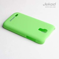 Пластиковый чехол Jekod Cool Case Green для Samsung i9190 Galaxy S4 mini