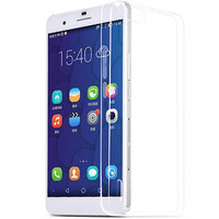 Силиконовый чехол HOCO TPU Light Series White для Huawei Honor 6 Plus