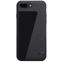 Гибридная накладка Nillkin Hybrid Case Dot texture Black для Apple iPhone 7 Plus