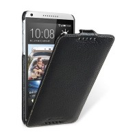 Кожаный чехол Melkco Leather Case Black LC для HTC Desire 816