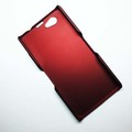 Пластиковый чехол Jekod Cool Case Red для Sony Xperia Z1 mini/Compact(#3)
