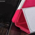 Кожаный чехол HOCO Crystal leather Case Pink для Apple iPad Air(#4)