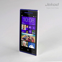 Пластиковый чехол Jekod Cool Case White для HTC Windows Phone 8X