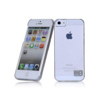 Пластиковый чехол HOCO Colorful Protective Case White для Apple iPhone 5/5S/5SE