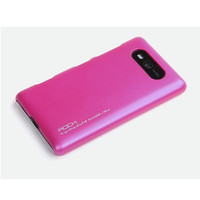 Пластиковый чехол Rock New Naked Shell Series Rose для Nokia Lumia 820